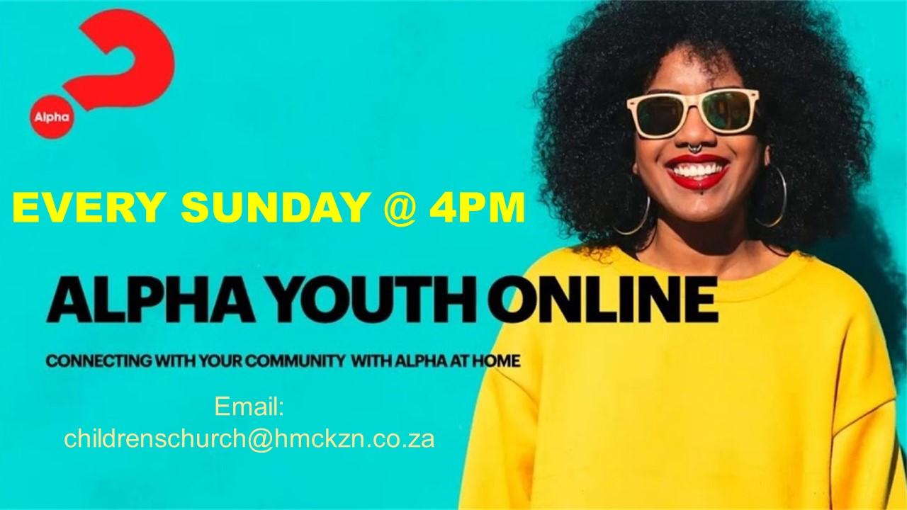 Hillcrest Methodist Church - Alpha Youth Promo