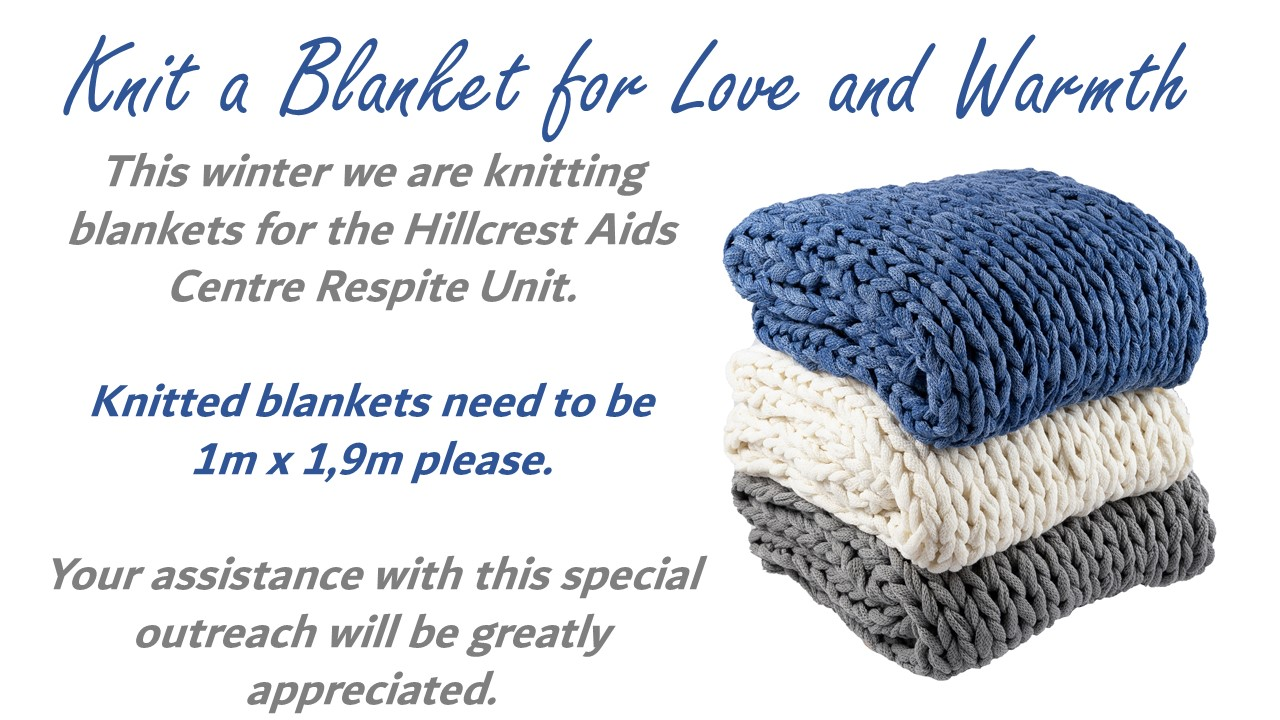 Hillcrest Methodist Church - Winter Blanket Promo